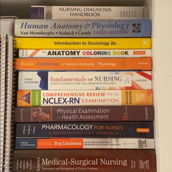 Other - Nursing books